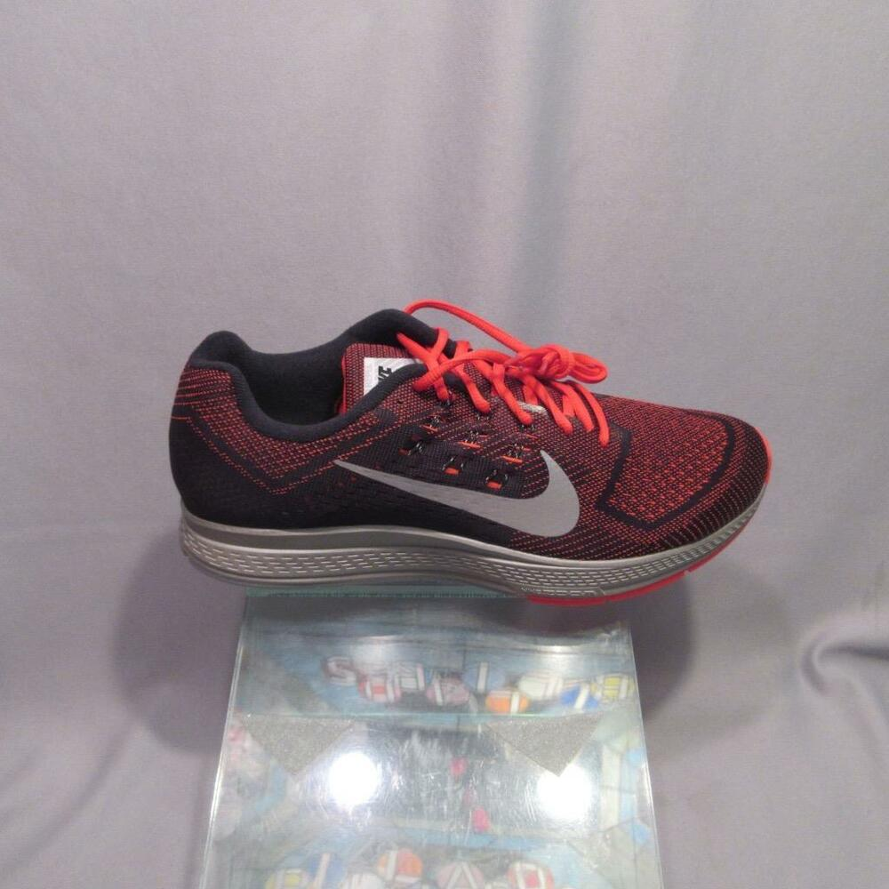 info for e5746 b1f0a Details about Nike Zoom Structure 18 Flash 683934 600 Size 11.5 Action Red  and Black