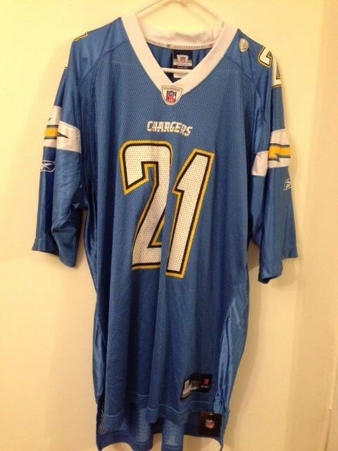 NFL San Diego Chargers   21 Tomlinson Reebok Jersey ( 2XL ) NWT  e72d25cc8