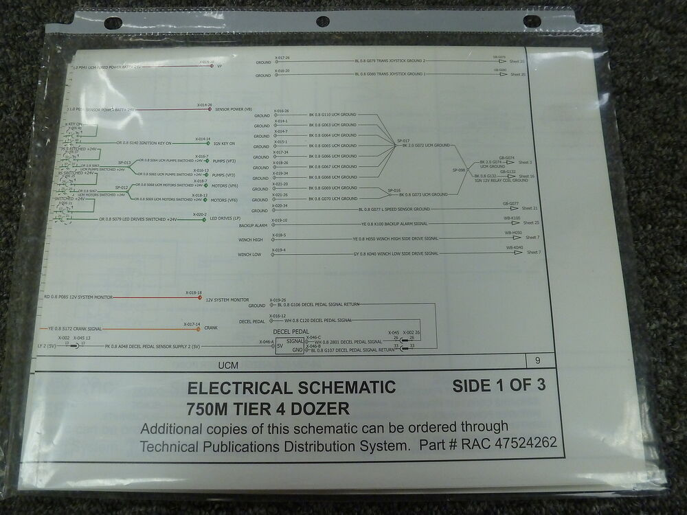 Amazing Case 750M Tier 4 Crawler Dozer Electrical Wiring Diagram Schematic Wiring Digital Resources Bemuashebarightsorg