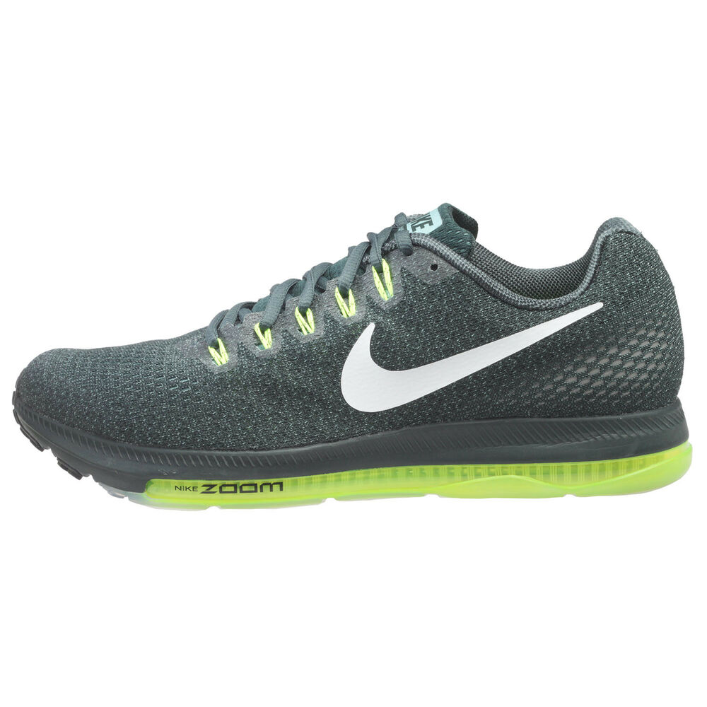 Details about Nike Zoom All Out Low Mens 878670-300 Seaweed Volt White  Running Shoes Size 9.5 aca97ede6