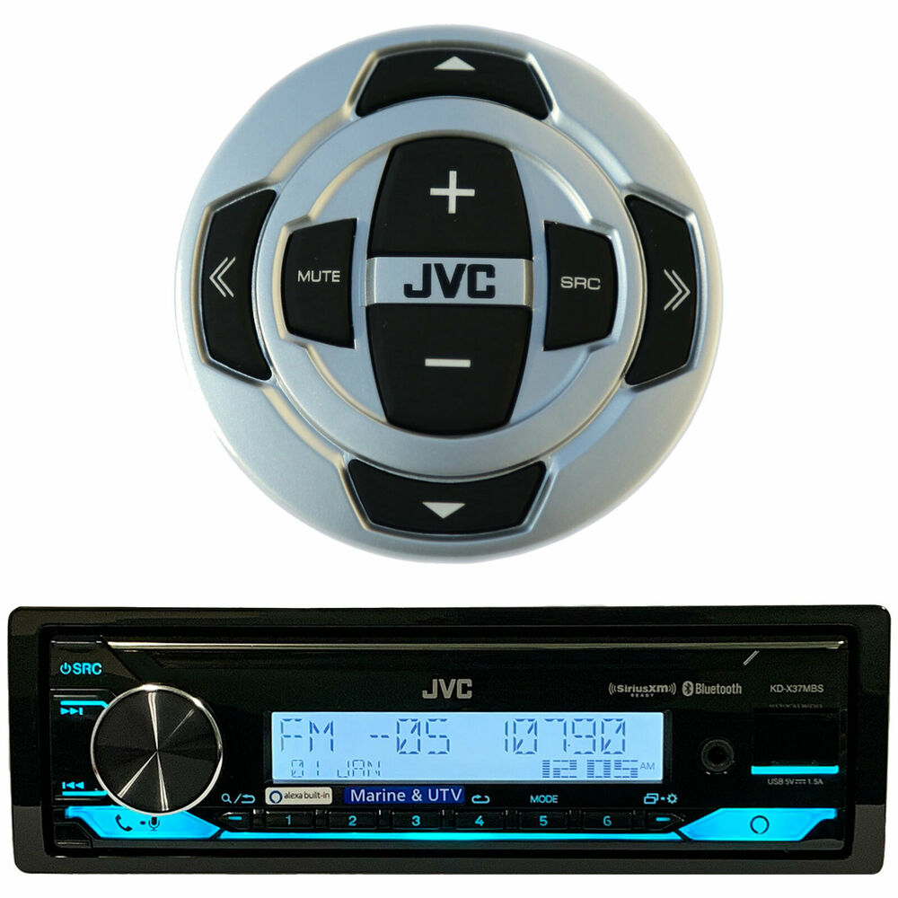 kenwood kmrd372bt marine yacht cd mp3 bluetooth stereo marine rh ebay com