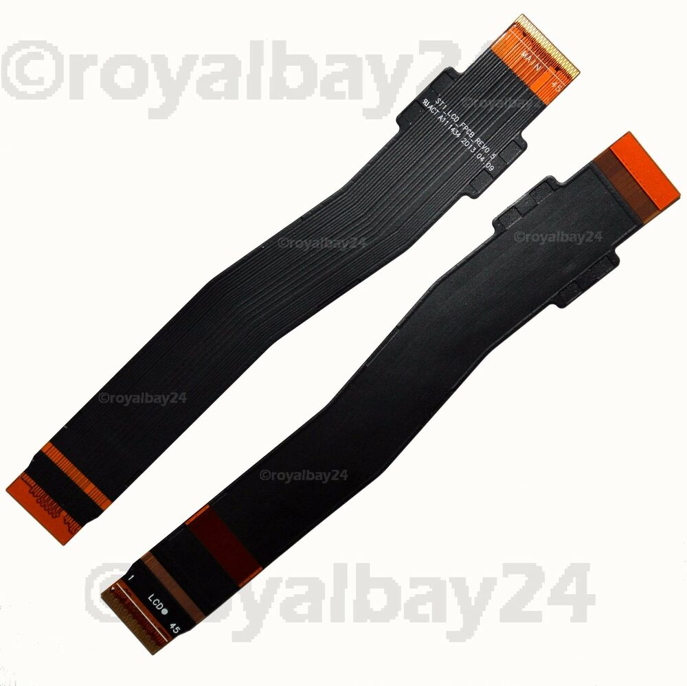Original Samsung Galaxy Tab 3 P5200 Lcd Flex Cable 10 1