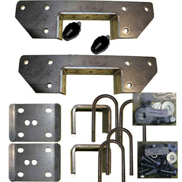 FLI-CHE-08 Relocater Flip Kit with frame notches 1973-1987 C10 5Lug ...