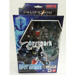 BANDAI The Robot Spirits Soul Pacific Rim 2 Uprising GIPSY AVENGER action figure