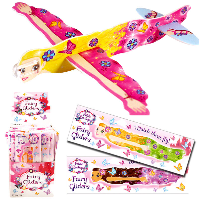 Fairy Flying Gliders Girls Toy Prizes Wedding Favor Birthday Party
