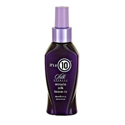 It's A 10 Silk Express Miracle Silk Leave In Spray 4 Oz