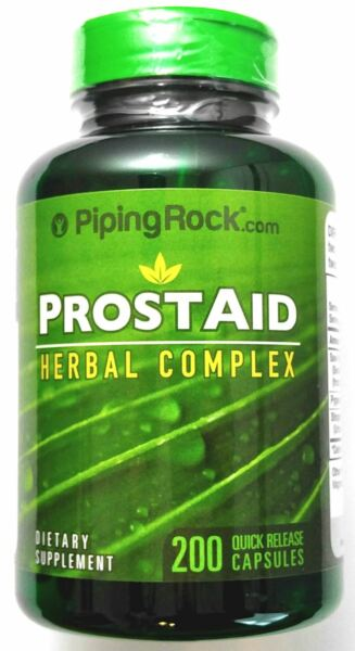 200 Capsule Prostate Support Herbal Complex Saw Palmetto Pygeum Stinging Nettle