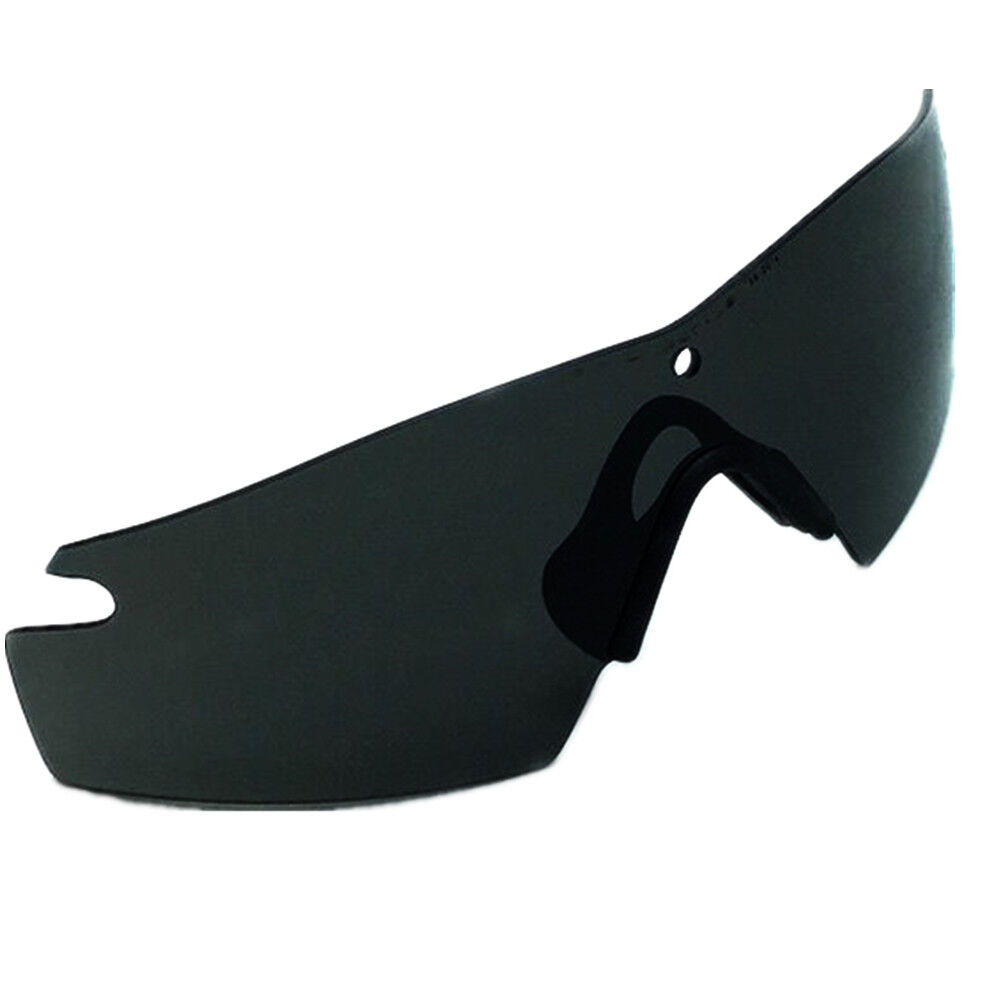 Stealth Black Replacement Lenses for Oakley M Frame 3.0 Ballistic SI ...