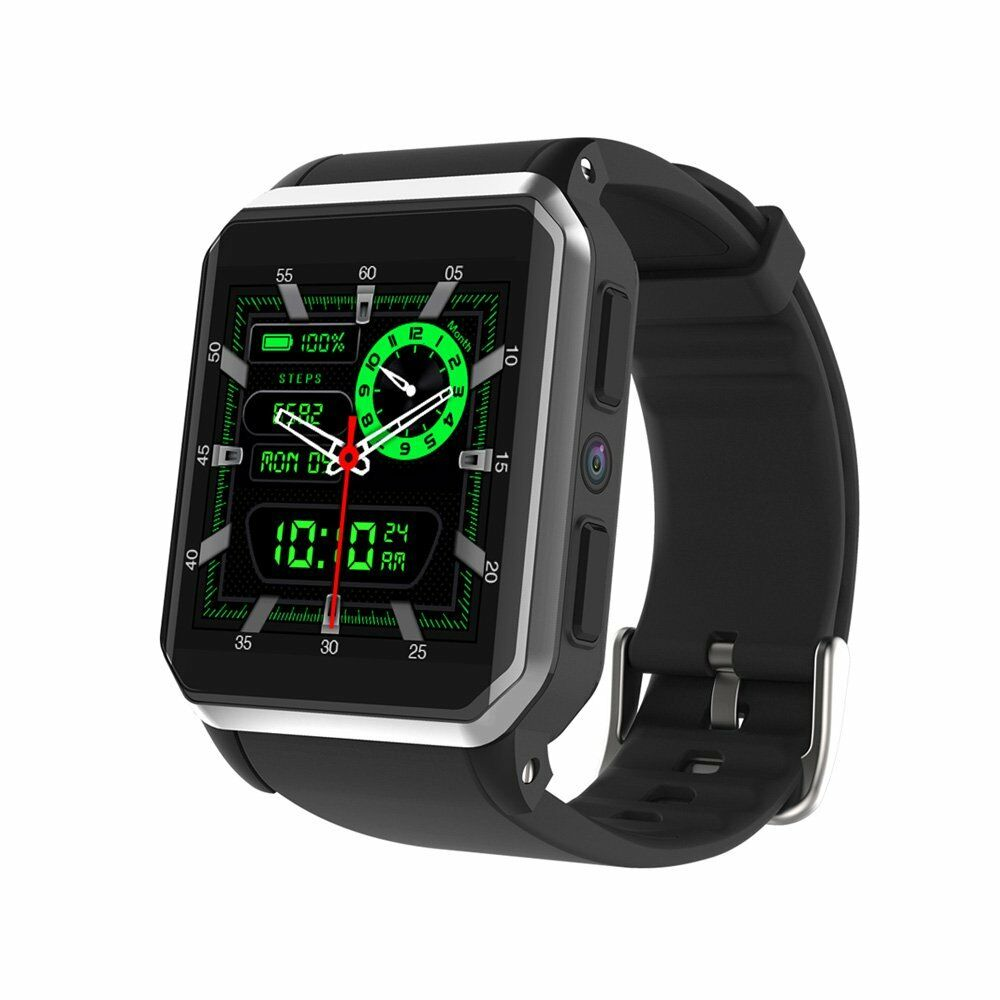e7846d275af Details about 3G Smart Watch 8GB Android 5.1 Quad Core SIM GSM GPS WiFi  Bluetooth Camera GPS