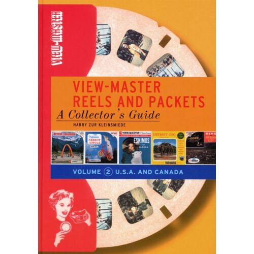 viewmaster-book-vol-2-reels-and-packets-usa-and-canada-by-harry-zur-kleinsmiede