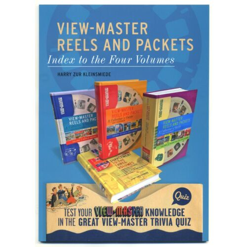 viewmaster-reels-packets-index-to-the-four-volumes-by-harry-zur-kleinsmiede