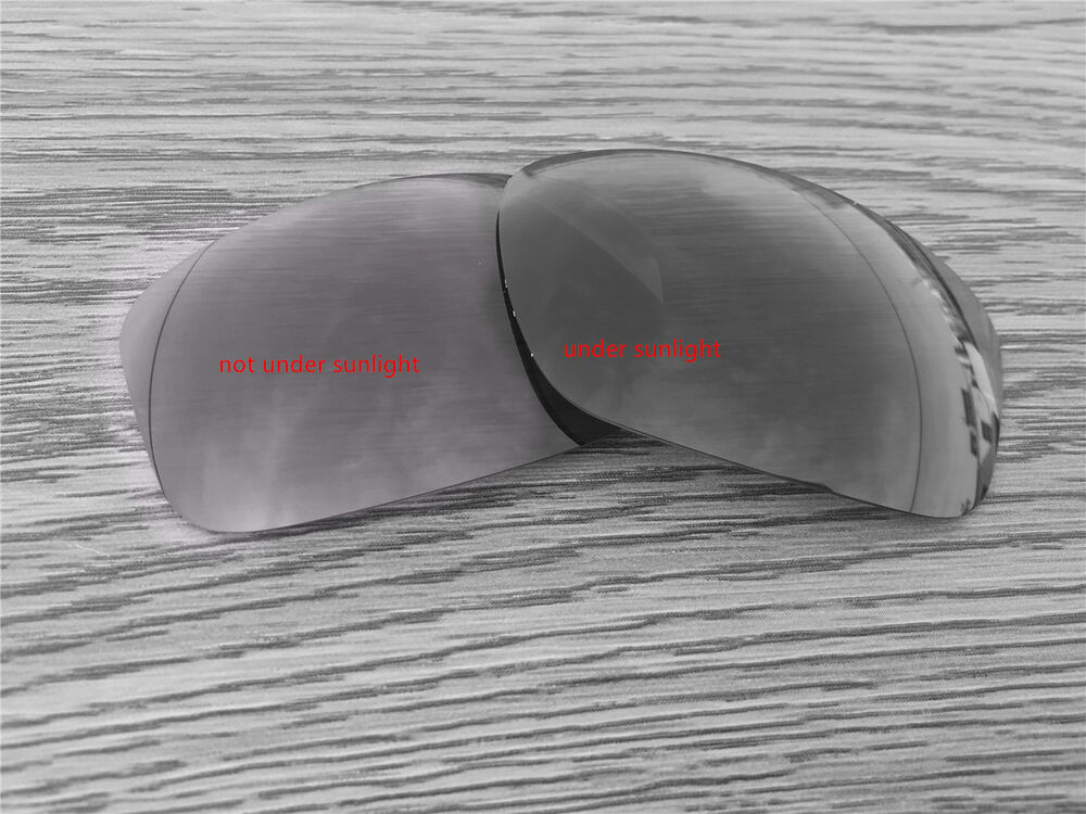 e264ee0ff1 Details about Transition Photochromic Polarized Replacement Lenses For Oakley  Conductor 8