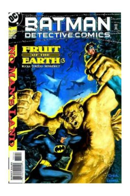 Detective Comics #735 (Aug 1999, DC) NM Batman Fruit of the Earth:3 No Mans  Land | eBay