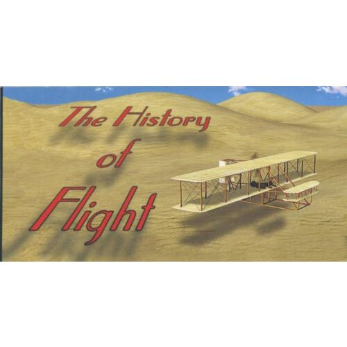 the-history-of-flight-small-4-by-2-inch-motion-flip-book-new