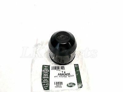 Genuine LR Part ANR3635 Land Rover Discovery 1 /& 2 50mm Black Tow Ball Cover