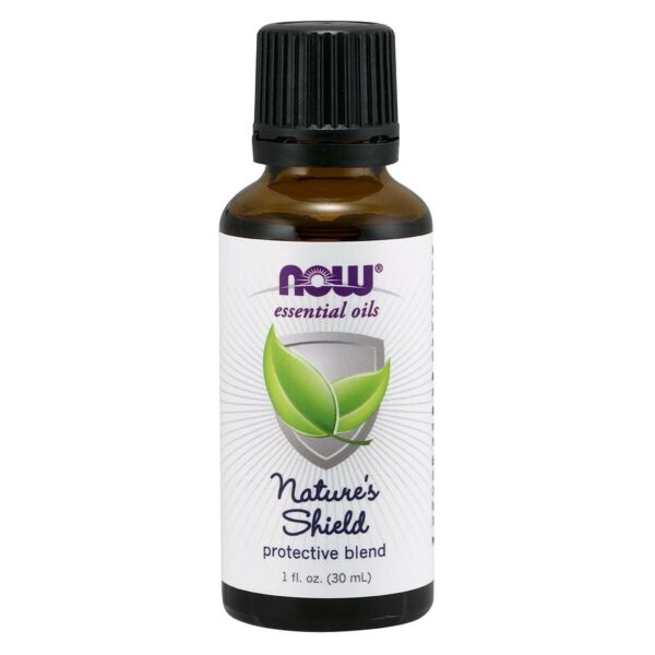 NOW Foods Nature's Shield Oil Blend 1 oz. FREE SHIPPING. MADE IN USA