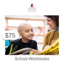 $75 Charitable Donation For: School Workbooks