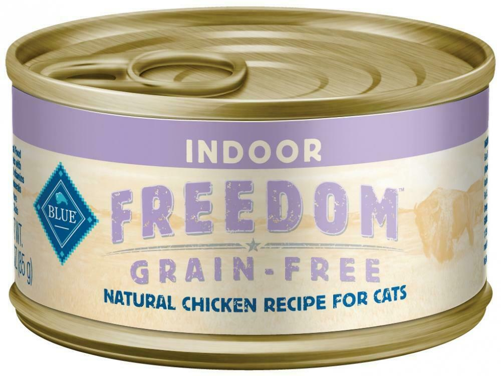 Blue Buffalo Freedom Indoor Chicken Canned Cat Food