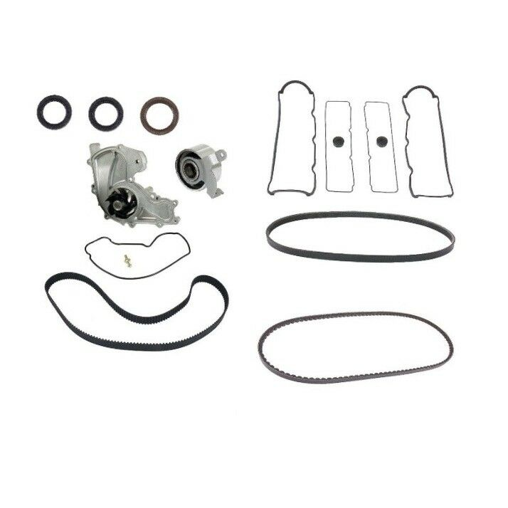 Complete Timing Belt Water Pump Top Quality Kit For: Acura