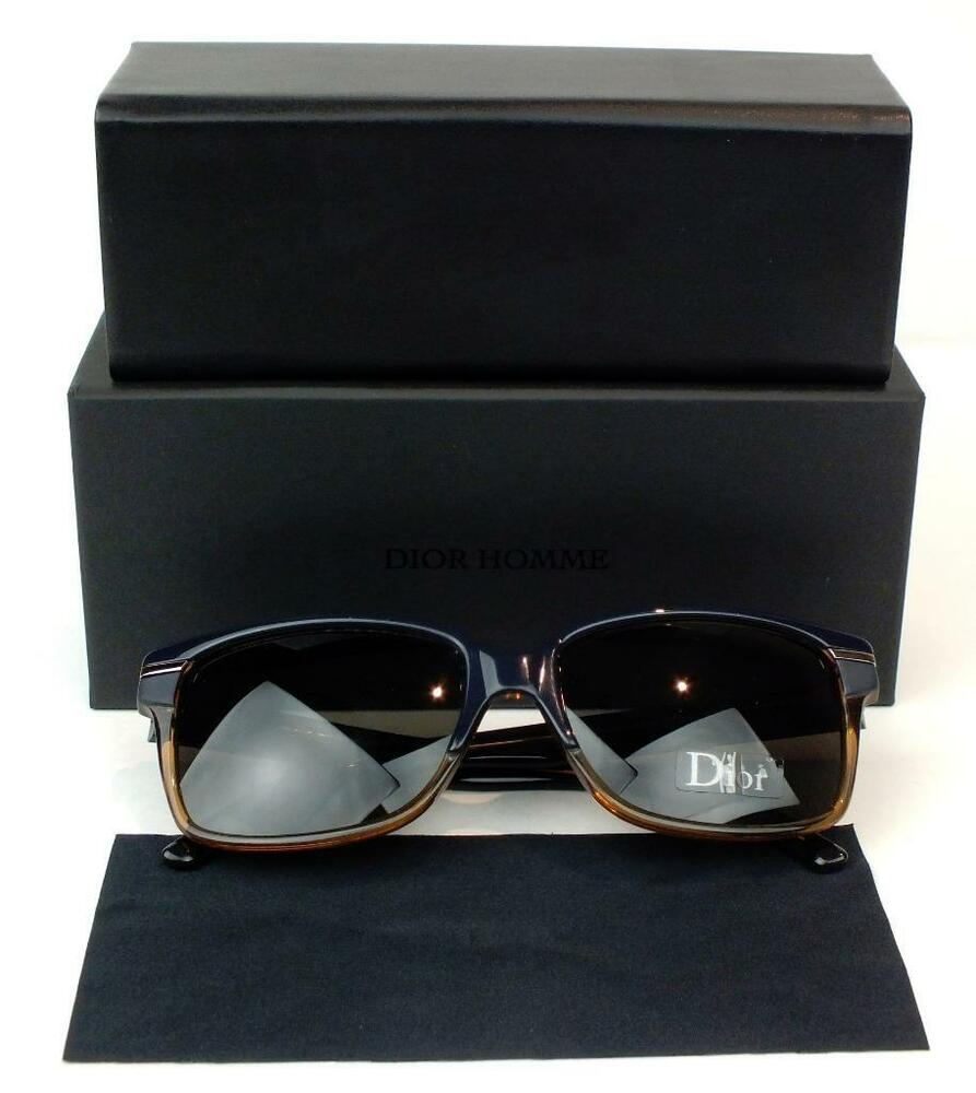 a2c96a6db9a0 Details about NEW CHRISTIAN DIOR SUNGLASSES BLACKTIE 111S AN4NR