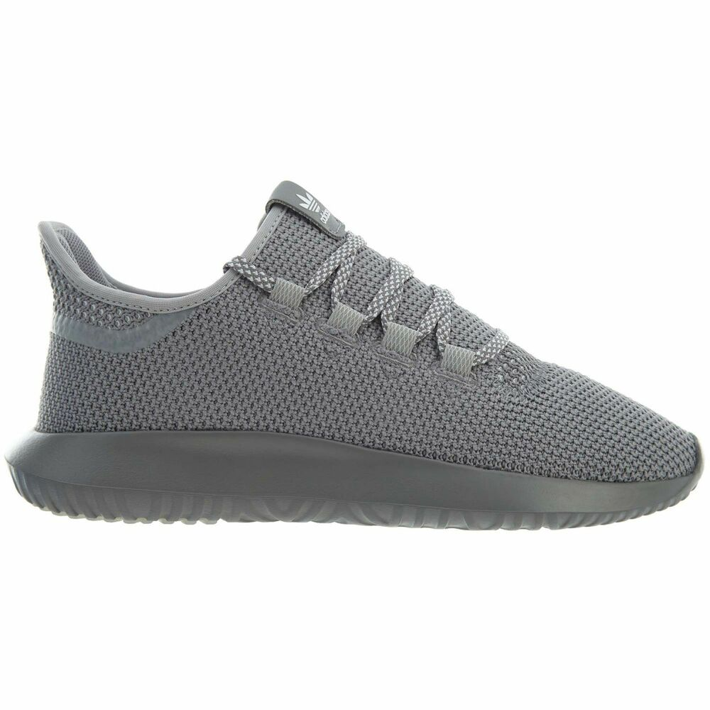 aa77f0c45dde1c Details about Adidas Tubular Shadow CK Mens CQ0931 Grey Melange Knit  Athletic Shoes Size 8.5