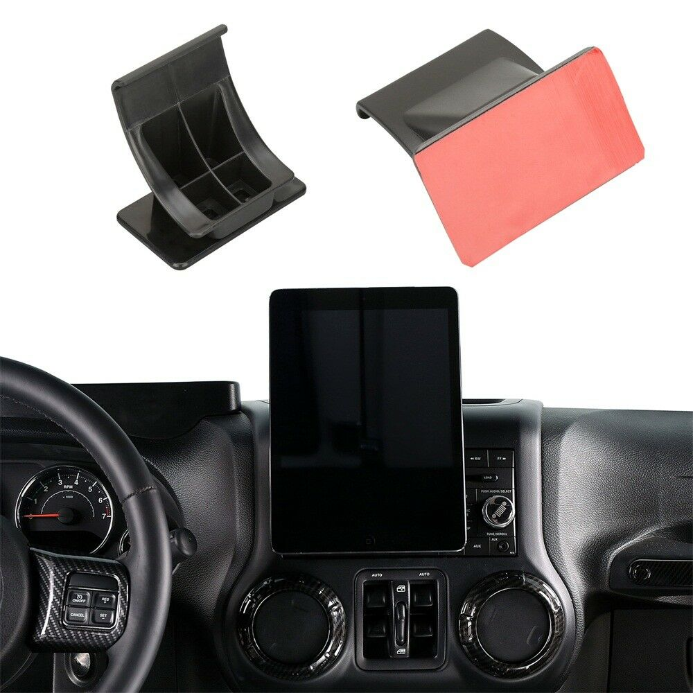 7 10inch Tablet Ipad Centre Dash Console Mount Frame For Jeep