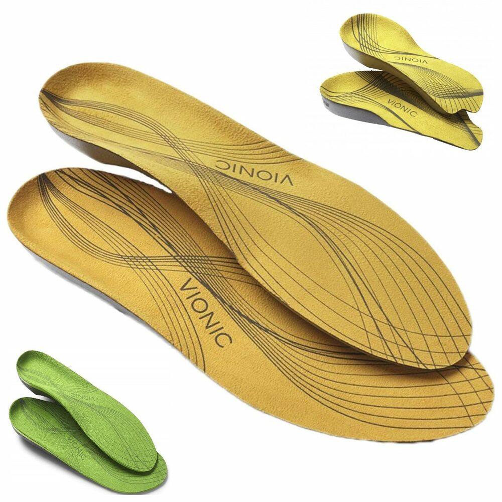 86a1a14dec Details about Vionic 3/4 , Full length and Active Orthotics Insoles - FAST  & FREE P&P