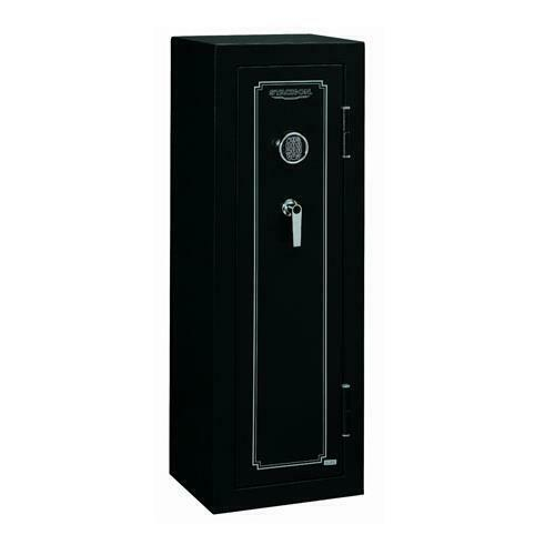 b13ed99f6ea Details about Stack-On 14 Gun Fire Rated Safe with Electronic Lock