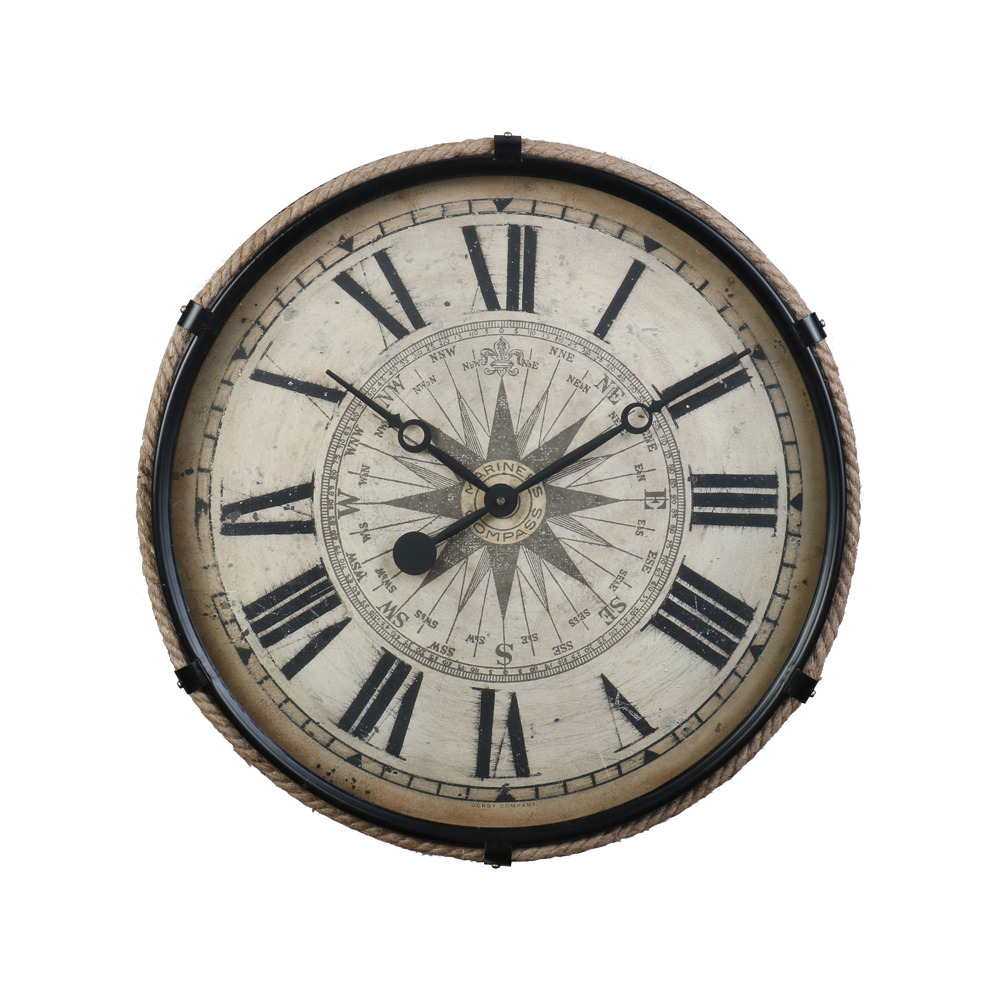 Pendulux Derby Compass Rose Wall Clock 21 816910020102 Ebay