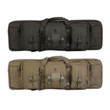 LongFri Padded Double Rifle Bag w/Molle