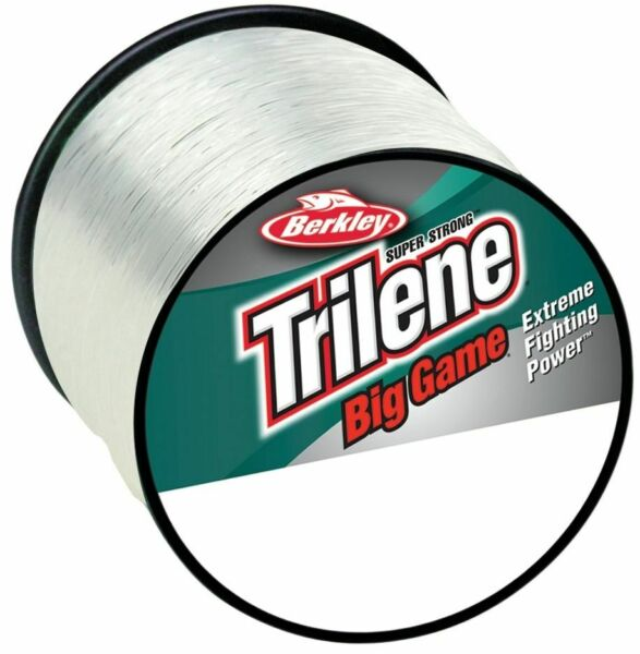 Berkley Trilene Big Game Monofilo Nylon pesca mare SW Extreme Power filo RN