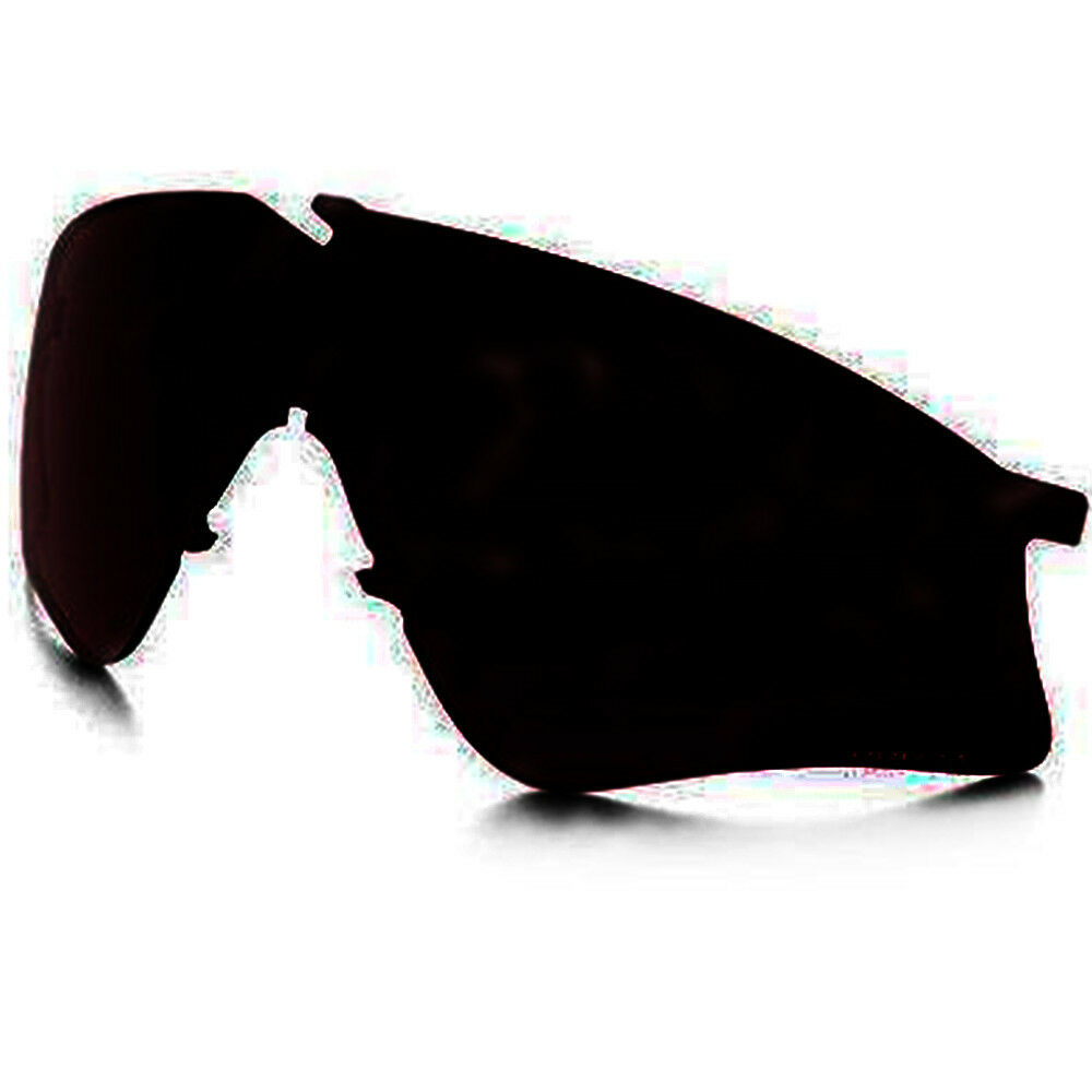 Stealth Black Replacement Lenses For Oakley M Frame Alpha