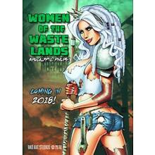 2018 Bad Axe Stduios Women of the Wastelands WoW Sealed Pack