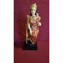 Antique Women Doll Statue