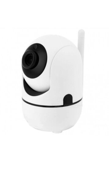 TELECAMERA IP MINI MOTORIZZATA INTERNO TRACK DETECTION (SEGUE MOVIMENTO) IP CAM