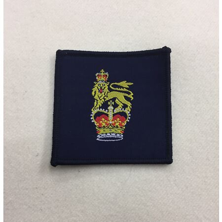 img-Army General Staff Blue TRF Badge, Army MTP Patch, Combat, Military, Hook Loop