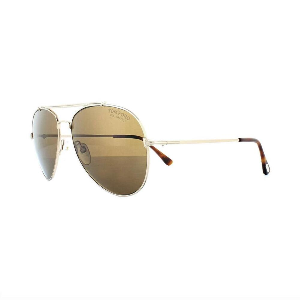 3c4344e50f1 Details about New Authentic Tom Ford Sunglasses INDIANA FT0497 28H made in  Italy 58mm MMM