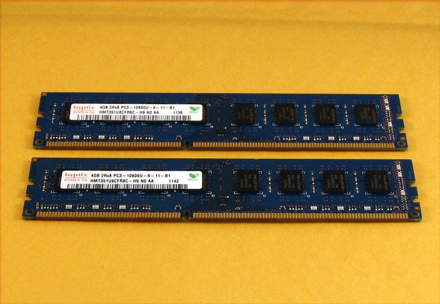 Memory Ram 4 Dell Inspiron Desktop One 2305 All-in-One 620 620s 2x Lot