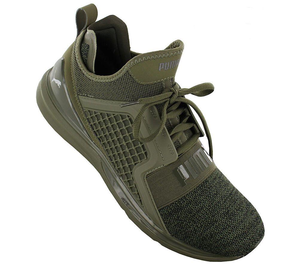 Details about NEW Puma Ignite Limitless Knit 189987-03 Men  s Shoes  Trainers Sneakers SALE 893d85c68