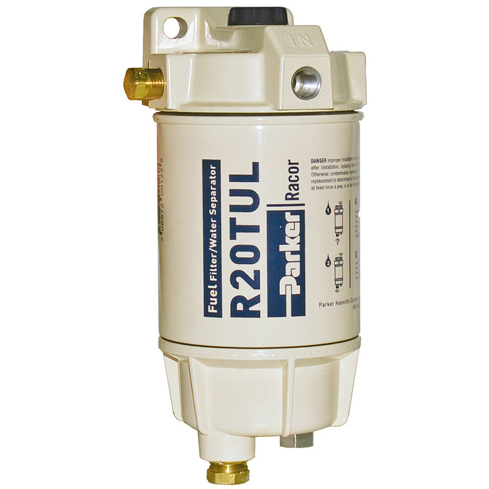 racor 230rmam diesel fuel filter water separator assembly 10 microndetails about racor 230rmam diesel fuel filter water separator assembly 10 micron