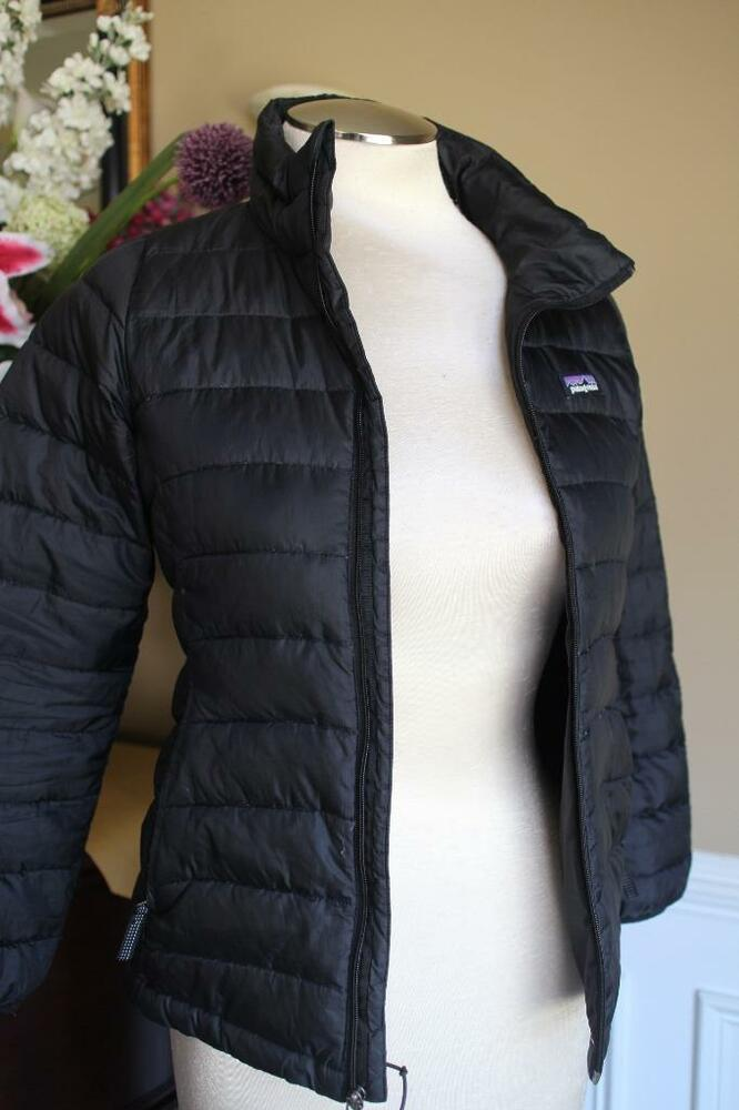 6f6ed444f386 Details about Patagonia Girls  Down Sweater Jacket 68232 SIZE M (CO300