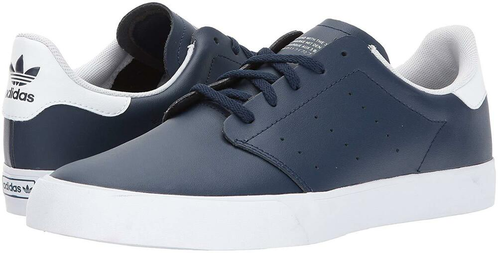 48ea42721f2 Details about NEW IN BOX Adidas Seeley Court Skate Shoes in Collegiate Navy  Blue sz 11