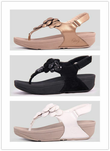 721f50001 Details about 2019 New Woman FitFlop Body sculpting Sandals flip-flops US  Size 5 6 7 8 9
