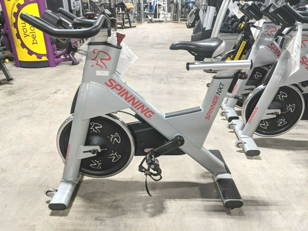 Star Trac Nxt Spinner Spin Bike Indoor Gym Exercise Cardio