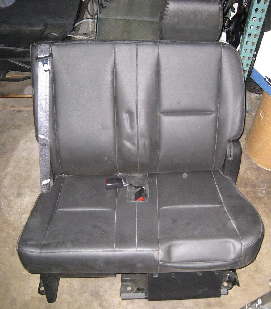 2007 2014 Tahoe Escalade Yukon 2nd Second Row Bench Seat