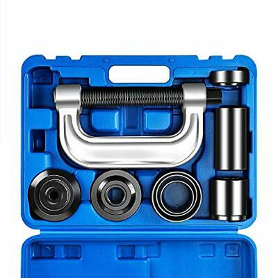 Heavy Duty Ball Joint Press & U Joint Removal Tool Kit with 4x4 Adapters