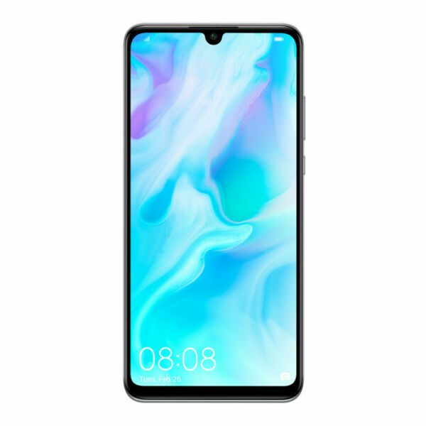 HUAWEI P30 Lite Bianco 128 GB 4G / LTE Dual Sim Display 6.21