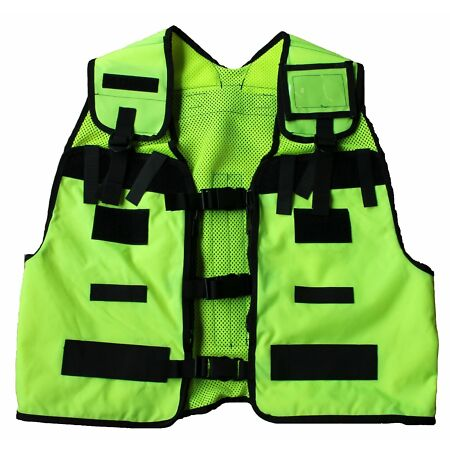 img-Hivis Remploy Frontline Hydration Tactical Vest MK2 Bladder & Pouch Not Included