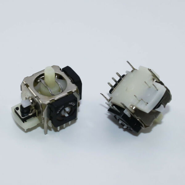 3D thumbstick for Xbox 360 compatible internal modules analog - 2 pack | ZedLabz