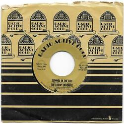 THE LOVIN SPOONFUL - SUMMER IN THE CITY - RADIO ACTIVE GOLD - EX. CONDITION